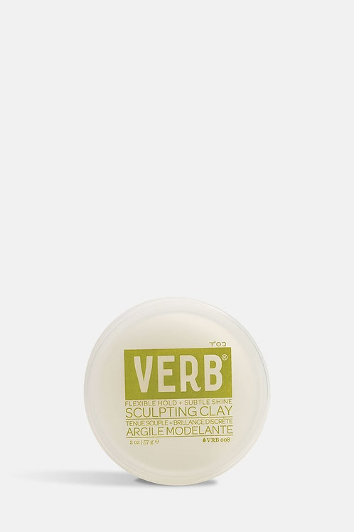 VERB SCULPTING CLAY - Flexible Hold + Subtle Shine