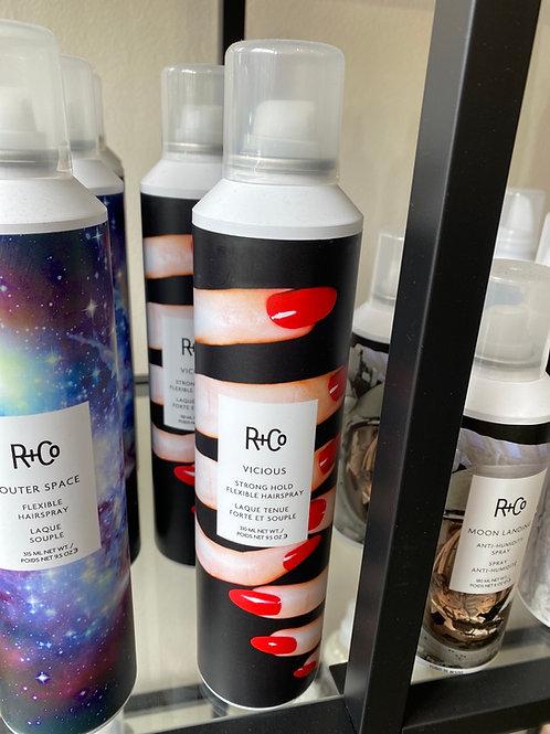 R+CO VICIOUS - STRONG HOLD FLEXIBLE HAIRSPRAY