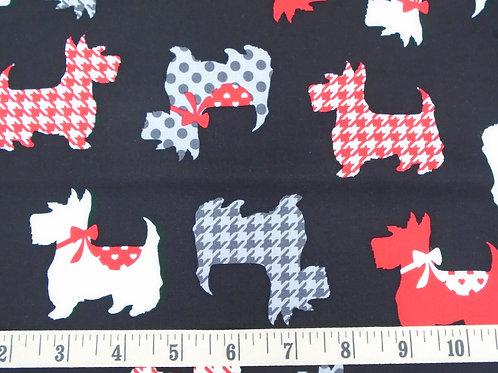 Scottie Dogs - £2.74 per quarter