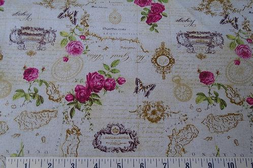 Bag fabric - £2.74 per quarter