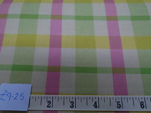 Stripes - £2.31 per quarter