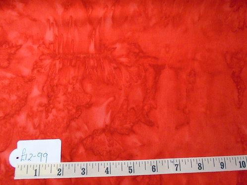 Batik - £3.24 per quarter