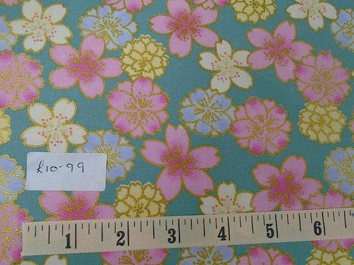Flowers - £2.74 per quarter