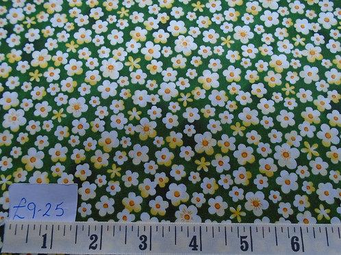 Flowers - £2.31 per quarter