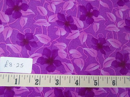 Flowers - £2.06 per quarter
