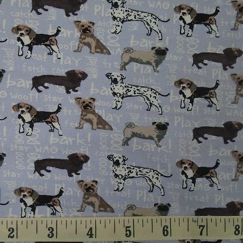 Dogs - £2.74 per quarter