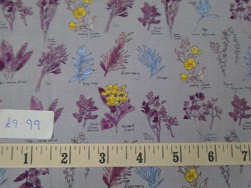 Flowers - £2.49 per quarter