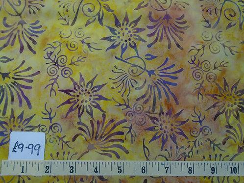Batik - £2.49 per quarter