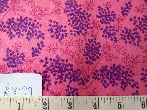 Flowers - £2.24 per quarter