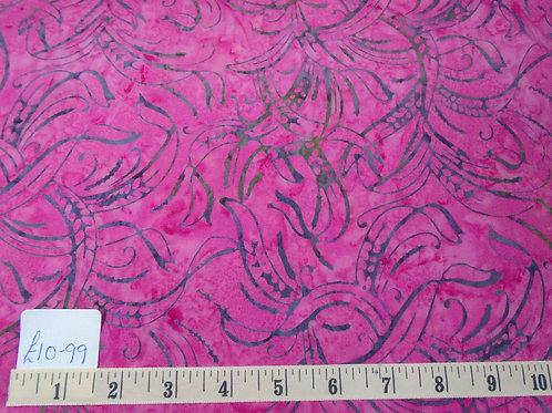 Batik - £2.74 per quarter