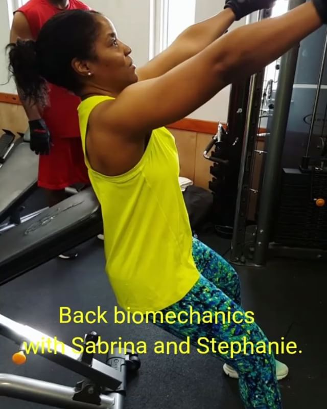 17. Training back biomechanics with the ladies of Team Nebraska