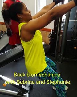 17. Training back biomechanics with the ladies of Team Nebraska