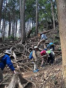 卒園遠足「登山」 日和田山