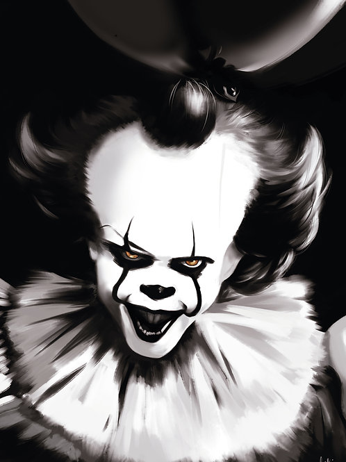 Print Pennywise