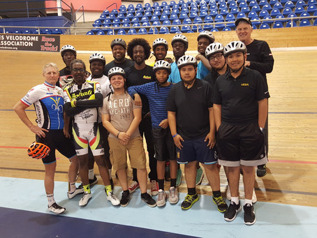 Bahati Foundation and Verbum Dei HS Students form Cycling Club
