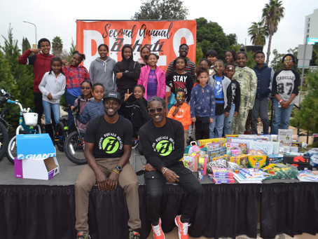 Motion Equals Health: 2nd Annual Bike Giveaway & Wellness Expo