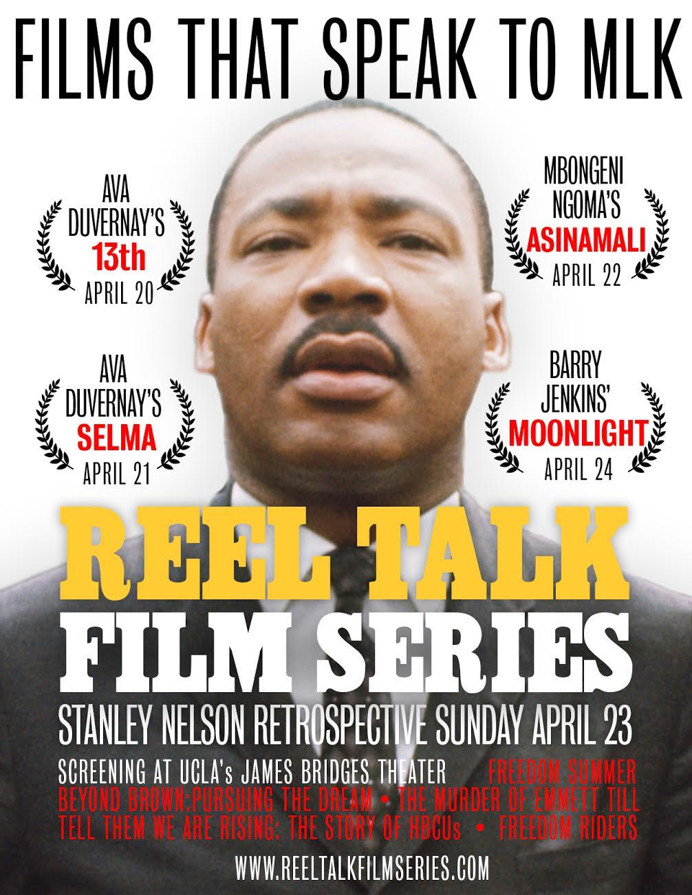 Reel Talk Film Series