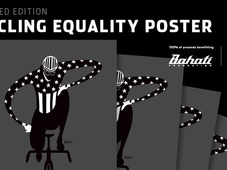 Bahati Foundation Launches Cycling Equality Poster