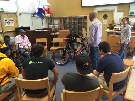 Verb Cycle Club Day