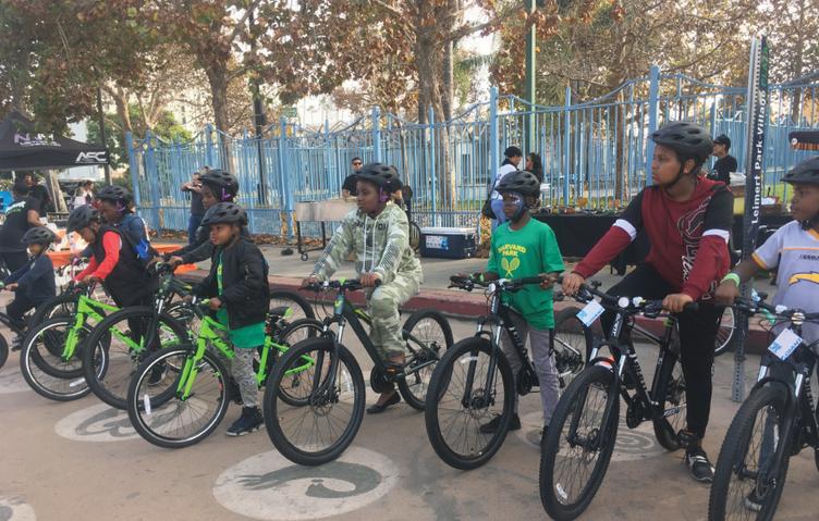 2nd Annual Bike Give Away