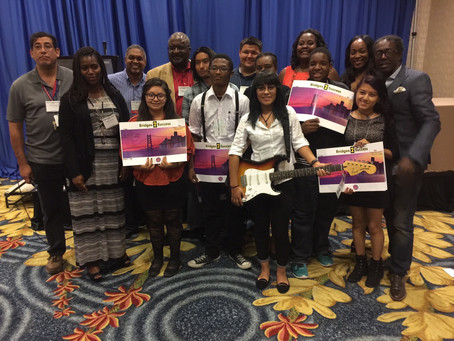 Bahati Foundation makes Donation to Compton Unified School District
