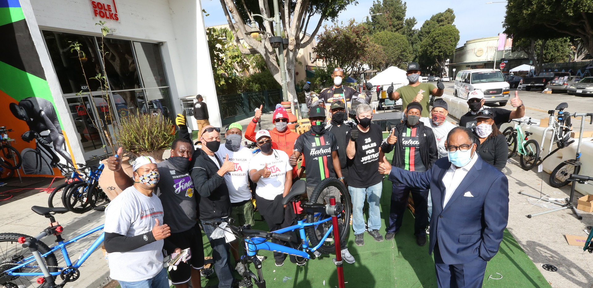 3rd Annual Bike Giveaway