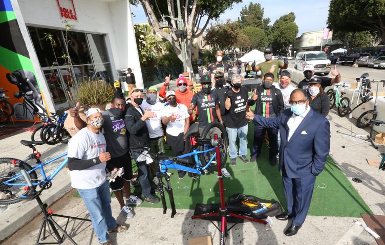 3rd Annual Bike Giveaway