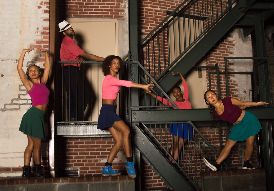 Rod Rodgers Dance Company