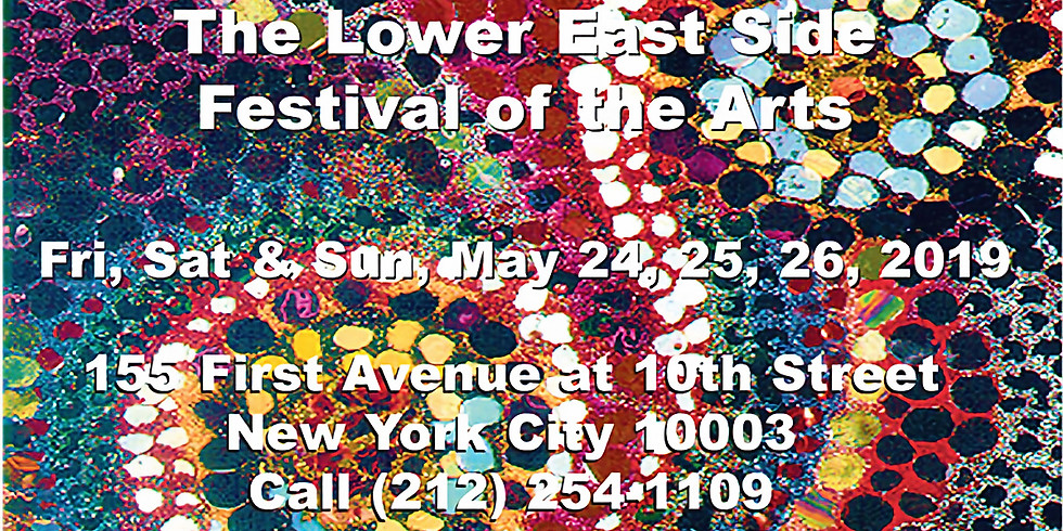 24th Annual Lower East Side Festival of the Arts