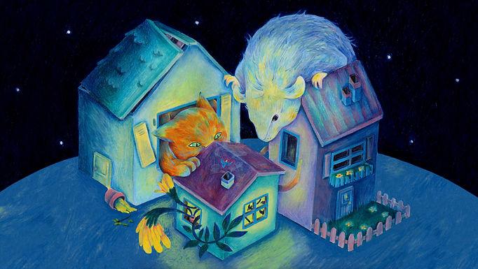 illustration_théâtre_ Amélie_Mélo