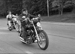 Burly Bikers & Spirituality