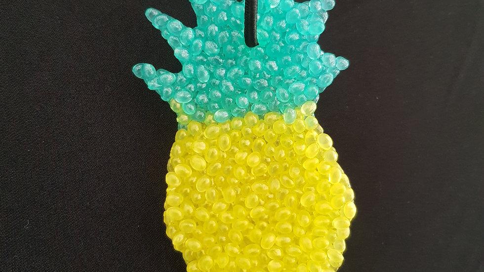 Pineapple Jelly Air Freshener