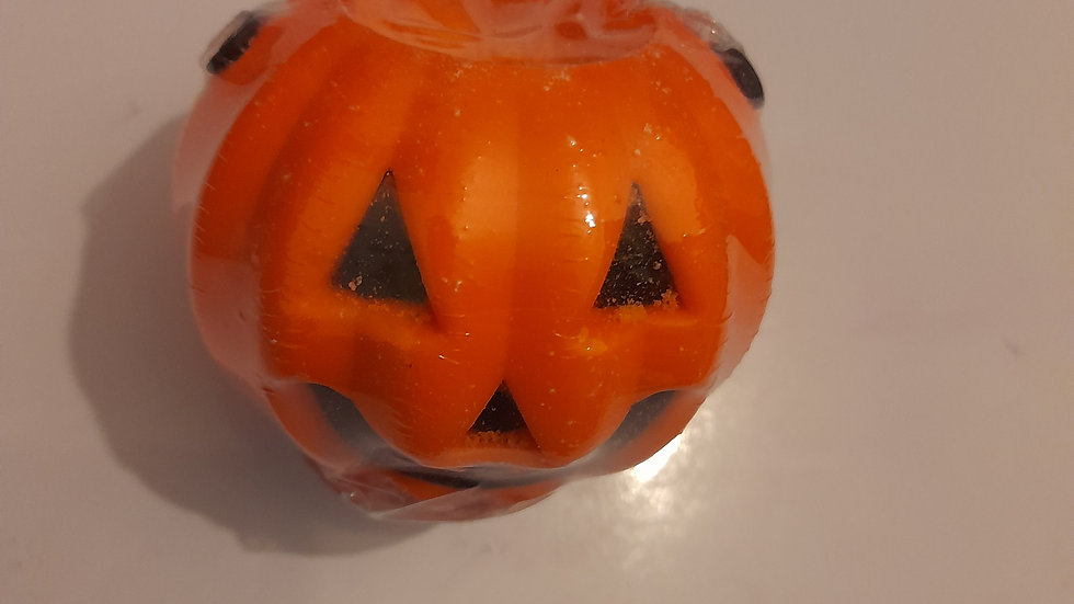Pumpkin Pot Bath Bomb