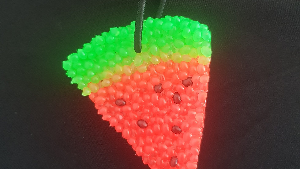 Watermelon Kiwi Jelly Air Freshener