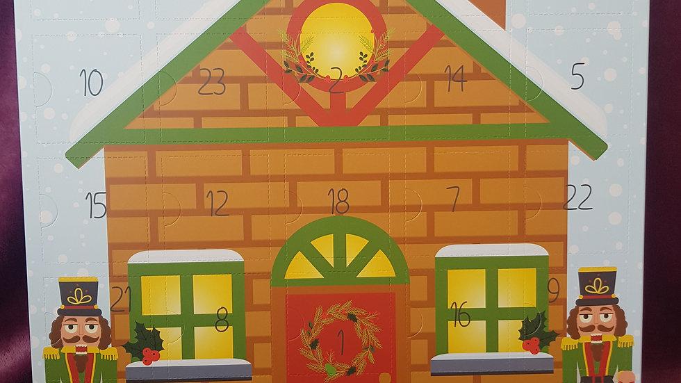 Bath Bomb Advent Calendar