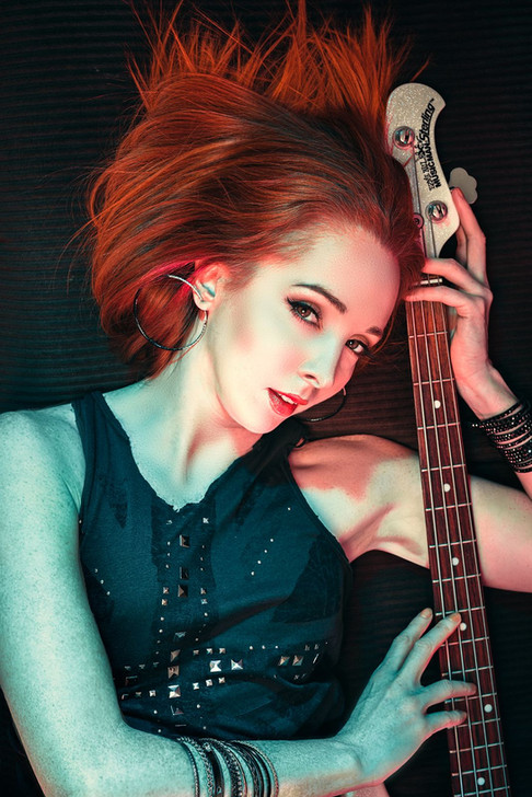 Caelyx with bass