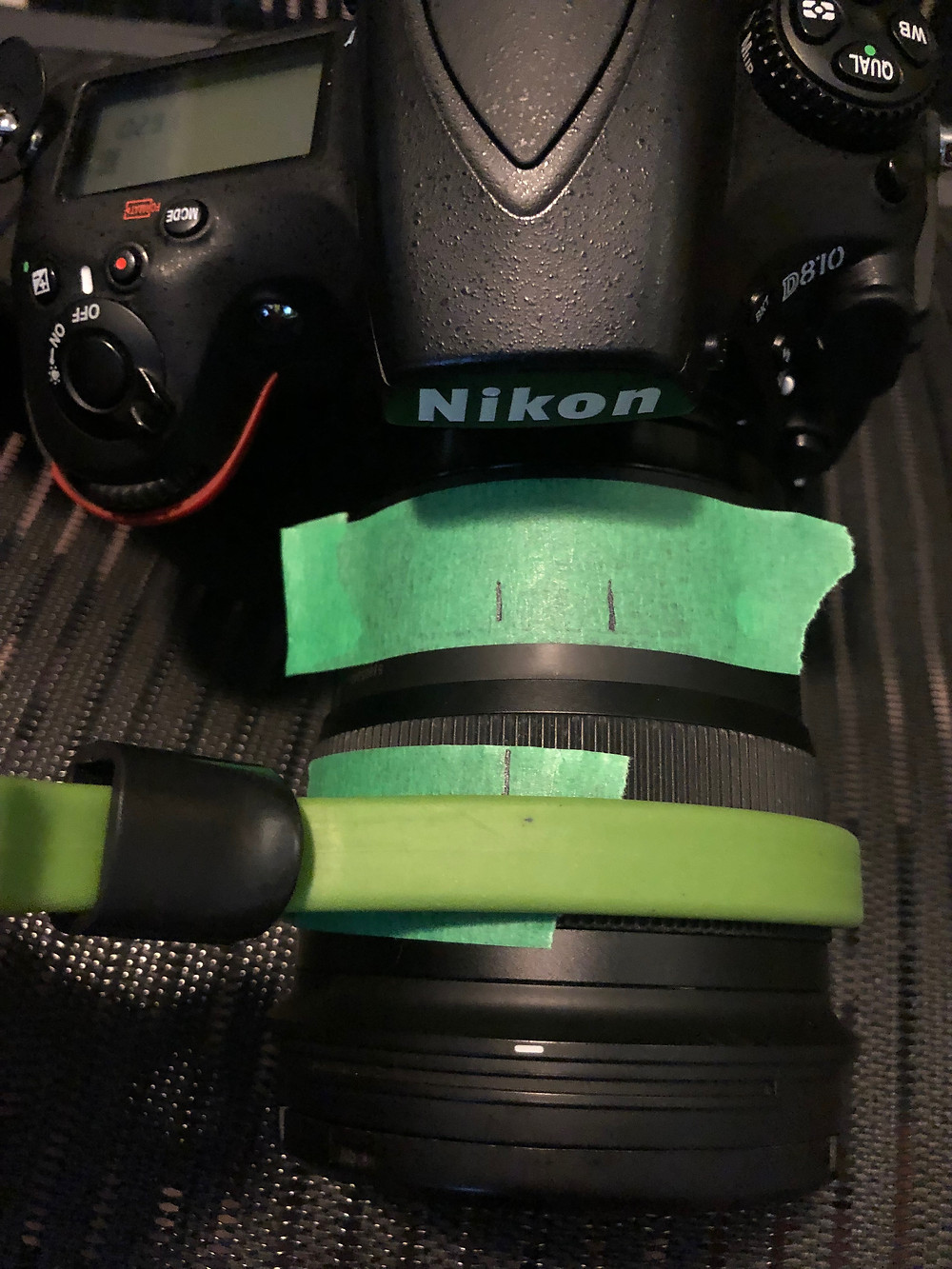 Silicone jar opener for follow focus for DSLR
