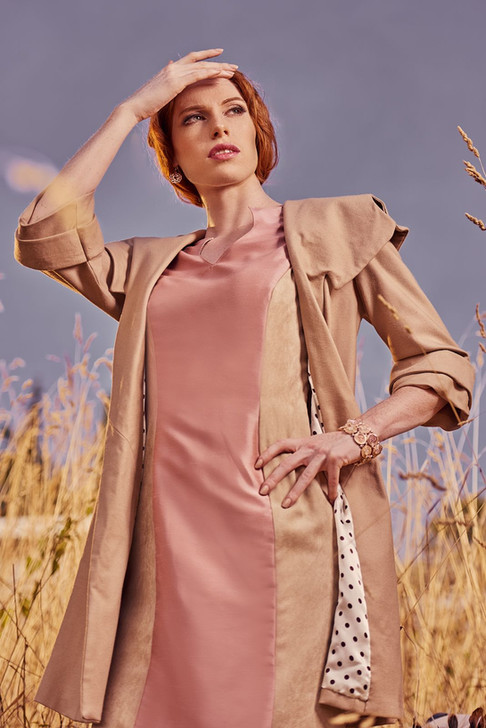 Devolk Gosche Fashion photo by Marc De Vinci