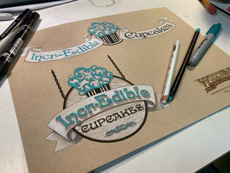 Incr-Edible Cupcakes