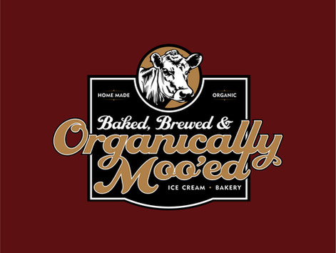 Baked, Brewed & Organically Moo'ed