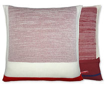 untitled kussen cushion deep red lr OR o