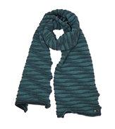 waves sjaal scarf teal d lrt OR orange o