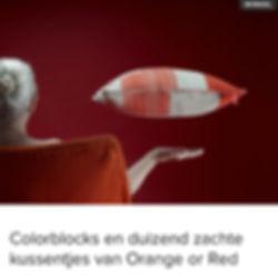 orange or red