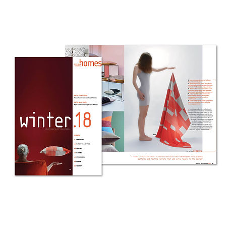 orange or red OR Interior Design Magazin