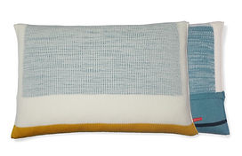 untitled kussen cushion teal 64 lr OR or