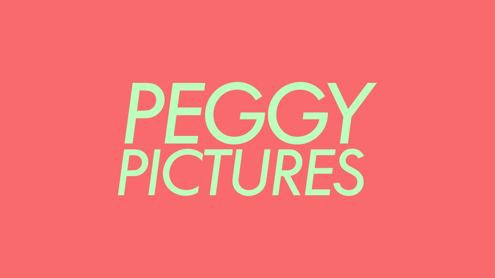New logo design for Peggy Pictures