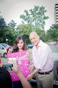 Wenhong Yu