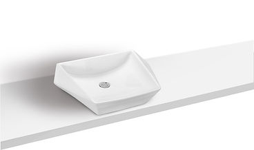 table-top basin