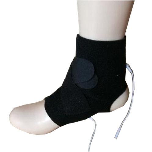 Premium Conductive Ankle TENS Garment