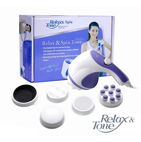 Hand Held Massager & Calluses Remover